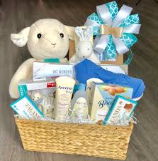 rock a bye baby gift basket