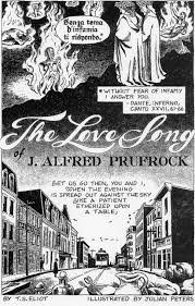 j alfred prufrock comic t s eliot poem illustrated by julian 1384207138