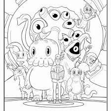 Nightmare Before Christmas Printable Coloring Pages Inspirational