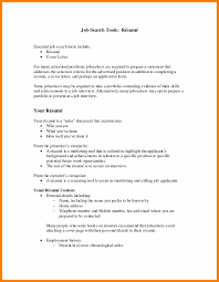 6 Retail Objectives For Resume Prefix Chart