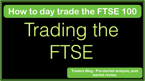 Assured Grounding Color Chart How To Day Trade The Ftse 100 Trading The Ftse
