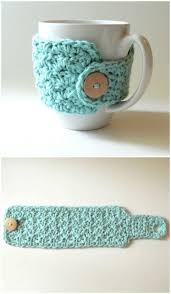 Starbucks Cup Cozy Crochet Pattern New Decorating
