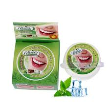 dentifrice 10g 25g herb mint tooth whitening toothpaste natural herbal clove