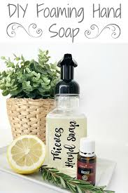 love this recipe for diy foaming hand soap it s easy to make foaminghandsoap
