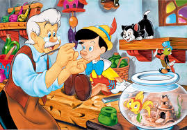 Anim Disney Pinocchio