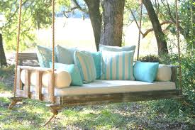 perfect outdoor daybed swing plans