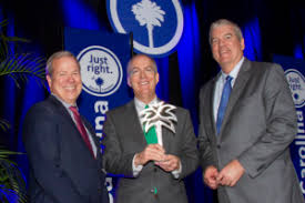 Greenville Mayor Knox White receives tourism award - GREENVILLE JOURNAL