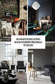 masculine furniture. Apartments Masculine Living Room Furniture Ideas To Rock Digsdigs Manly Cinmanly