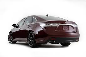 2013 Avalon Sedans Tuned by Toyota, TRD and DUB Magazine for SEMA ...