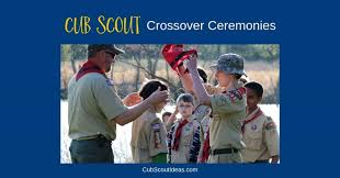 looking for a great cub scout crossover ceremony to celebrate your webelos transition to scouts bsa check out these seven crossover ceremonies