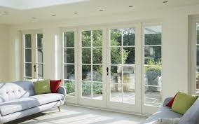 french bi fold and patio doors