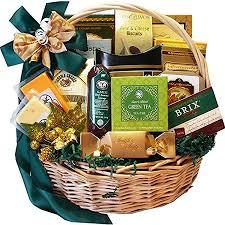 art of appreciation gift baskets well stocked gourmet basket