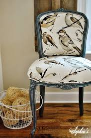 Armchair Upholstery Sophias French Chair Reupholstery Makeover And Tutorial