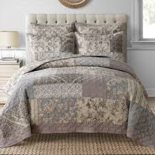 Buy Velvet Quilts from Bed Bath & Beyond & Davis Twin Quilt in Taupe Adamdwight.com