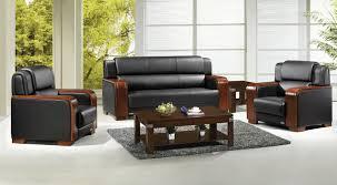 office sofa set. Wood Armrest Office Leather Sofa Set - Buy Set,Teak Sets,Cheap Product On Alibaba.com