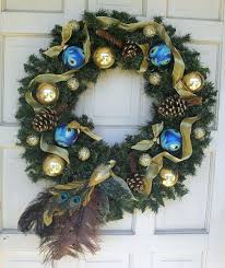 ... Drop Dead Gorgeous Image Of Home Interior Wall Decoration Using Various Cool  Wreath : Fascinating Picture ...