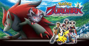 Pokemon Movie 13 Zoroark Mayajaal Ka Ustaad in Hindi Download