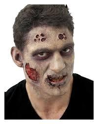 amazon ovedcray costume series deluxe zombie man fx makeup kit clothing