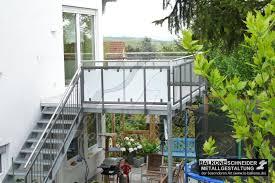 Spindeltreppe k1 ø 222 cm, mit stahlbalkon 100. Anbaubalkone Und Vorstellbalkone Balkone Schneider