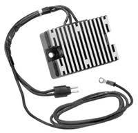 harley davidson sportster voltage regulators rectifiers replacement voltage regulator black