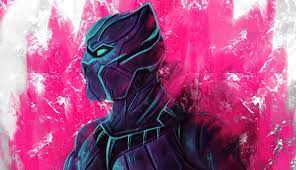 Black Panther Wall Paper Marvel (Page 1 ...