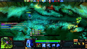 dota 2 triple kill in my first pvp match drow ranger youtube