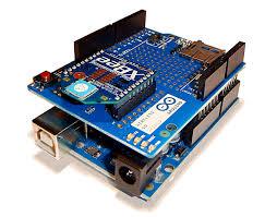 arduino arduinowirelessshields2 set up a xbee module