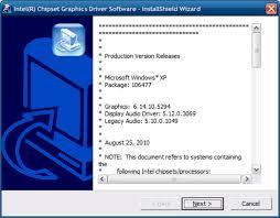 Download Graphics - Driver Intel