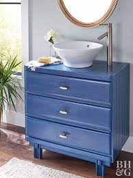 how to turn an old dresser into a