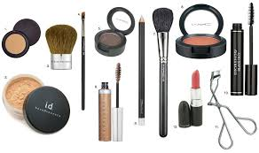 with curves daily makeup routine