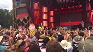 G Electric G Eazy Electric Forest 2015 Youtube
