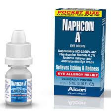 naphcon a eye drops 5 ml