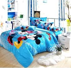 mickey mouse full bedding mickey mouse clubhouse bedding kids bedroom girl with mickey mouse comforter set