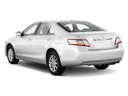 Image: 2010 Toyota Camry Hybrid 4-door Sedan (Natl) Angular Rear ...