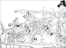 Free Printable Mario Coloring Pages New Super Bros Coloring Pages