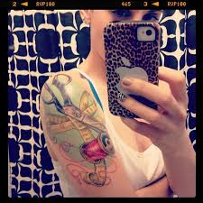 39 best Quilt Tattoo images on Pinterest | Tattoo ideas, Body mods ... & Sewing Notion Tattoo. Auntie Tish, lets get tattoos together. You can get  this Adamdwight.com