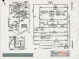 wiring diagrams and schematics appliantology how to wire a honeywell thermostat at Ge Thermostat Wiring Diagram