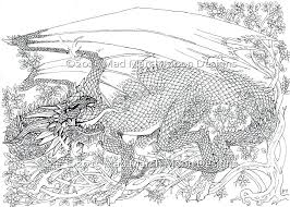 Printable Dragon Coloring Pages For Kids Baby Dragon Coloring Pages
