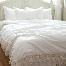 lace quilts bedspreads cotton lace duvet cover set
