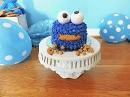 Sesame Street Smash Cake Birthdaycakeforkidsga