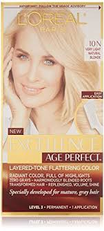 L Oreal Excellence Age Perfect Hair Color Chart Loreal Excellence Age Perfect Hair Color Review I Put It