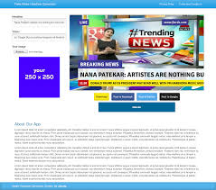 Breaking Headline News Jlords Codecanyon Fake Generator By