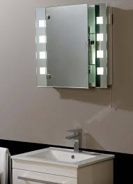 bathroom mirrors with lights above. Bathroom Mirror With A Cabinet And Lights Mirrors Pinterest Intended For Ideas 15 Above