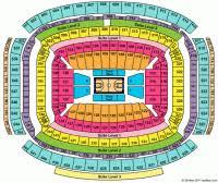 Texans Parking Chart Nrg Stadium Seating Chart Football