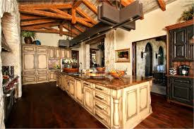 Rustic Color Schemes Best Rustic Kitchen Lighting With Incredible Color Schemes And