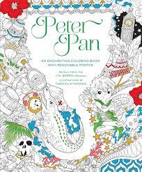Small Picture Peter Pan Coloring Book Fabiana Attanasio 9781454920908 Amazon