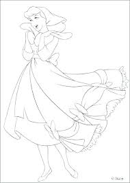 Cinderella Coloring Pages Free Color Page Coloring Book Pages Color