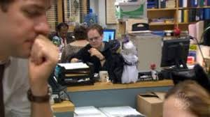 michael scott s letter of recommendation for dwight office pranks dwights resume