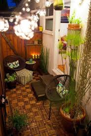 balcony lighting decorating ideas. An Interesting Wood Themed Apartment Balcony Décor. You Can See That The Spaces Are Filled Lighting Decorating Ideas I