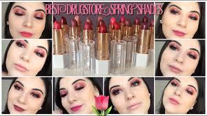 review lip swatch of all the flower beauty petal pout lip colors 2018 anais k